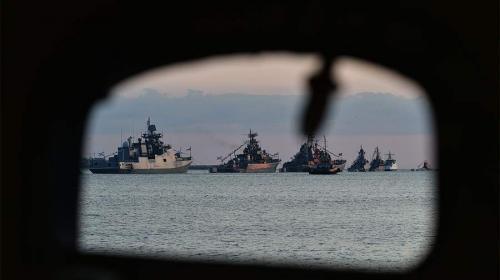 ForPost - На Украине захотели уничтожить российские корабли в Черном море