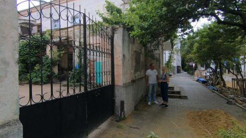ForPost - «Проверено. Мин нет»: в Севастополе сохранят историческую надпись