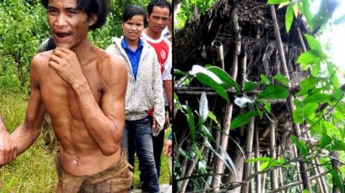 ForPost- Вьетнамец, выращенный в джунглях, так и не понял разницы между мужчиной и женщиной
