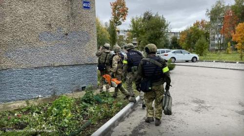 ForPost- В Перми задержали пенсионера после жалоб прохожих на стрельбу