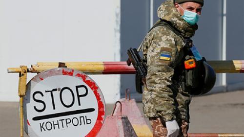 ForPost - На Украине начали укреплять границу на случай войны с Россией
