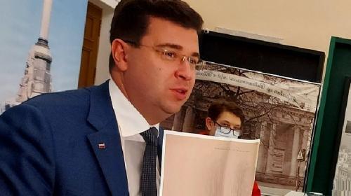 ForPost- В Севастополе уволили директора Панорамы Баркова