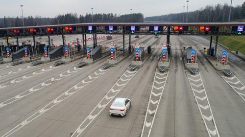 ForPost- Минтранс предложил не пускать водителей-должников на платные трассы