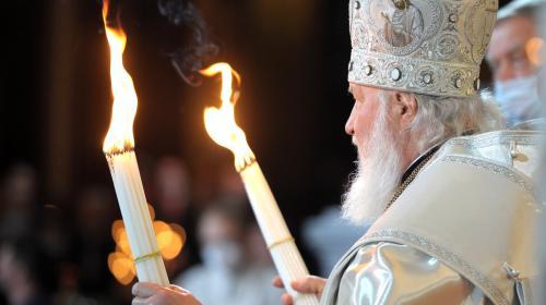 ForPost- Иван Иванычей у нас много, а «Газпром» один»: за что патриарх поблагодарил Миллера?