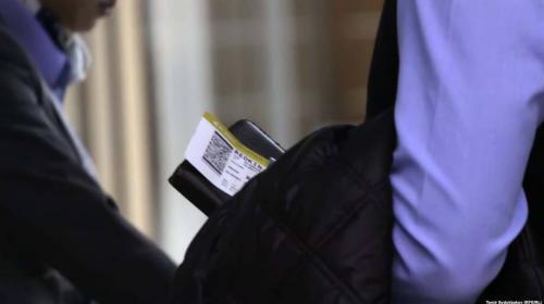 ForPost- В Австрии пограничники не пустили в самолет летевшего в Москву наблюдателя