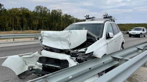 ForPost- Семь человек пострадало в ДТП на трассе Таврида в Севастополе