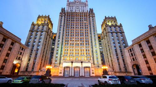 ForPost - Замглавы МИД России Руденко: Москва знает о военных приготовлениях украинских властей