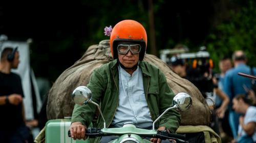 ForPost- В Сочи начались съемки полнометражного фильма о Чебурашке