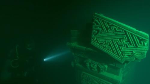 ForPost- Археологи поделились находками из тысячелетнего затопленного города