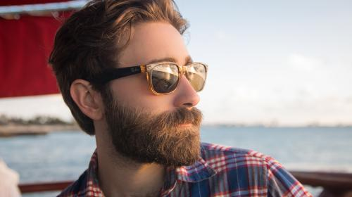 ForPost- Учёные рассказали об опасности бороды
