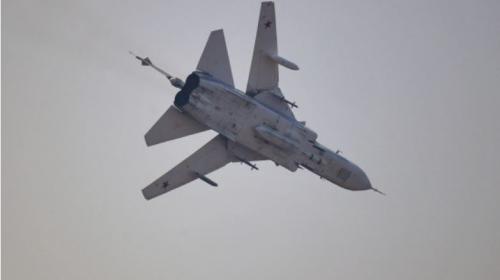 ForPost - В Киеве заявили, что российские военные самолеты вторглись в зону учений