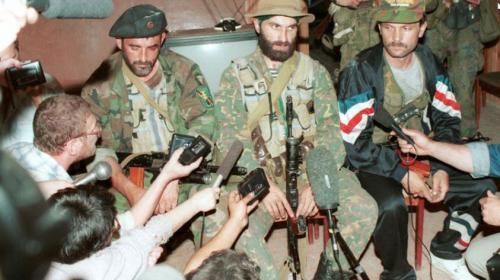 ForPost- СК заявил о задержании двух боевиков из банды Басаева и Хаттаба