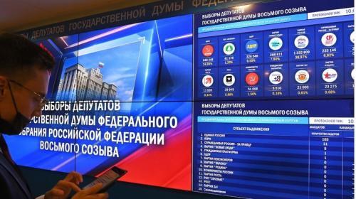 ForPost- ЦИК отверг претензии к онлайн-голосованию и признал выборы в Госдуму состоявшимися