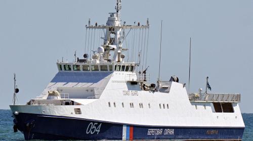 ForPost - На Украине обвинили корабли ВМФ РФ в провокации против катеров ВМСУ в Черном море