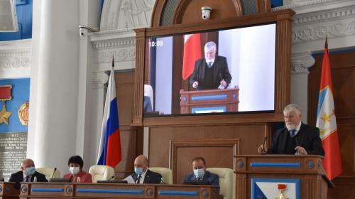 ForPost- В заксобрании Севастополя новый депутат и новый глава бюджетной комиссии