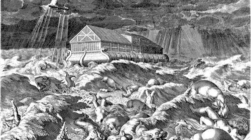 ForPost- Исследователи думают, что они нашли Ноев ковчег