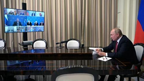 ForPost - Путин раскритиковал выполнение поручений по развитию космической отрасли