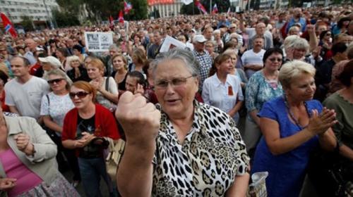 ForPost - Звезды сошлись: пенсионеры взбунтовались против высоких пенсий артистов