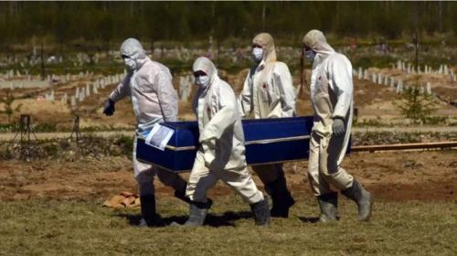 ForPost - В России четвертый день подряд обновлен рекорд смертности от COVID-19