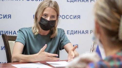 ForPost- Поклонская прокомментировала возможное возвращение в Крым