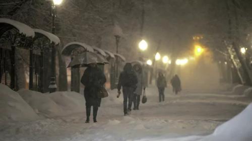 ForPost - Россиян предупредили об аномально снежной зиме