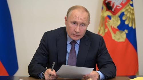 ForPost - Путин установил День отца в третье воскресенье октября