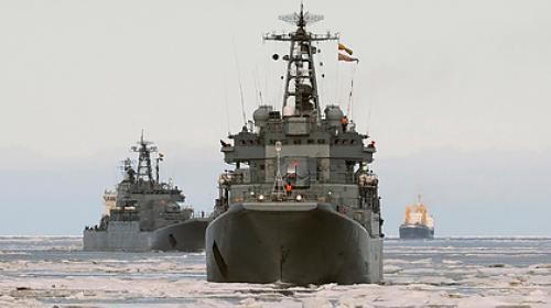 ForPost - Минобороны России рассматривает вопрос создания Арктического флота в составе ВМФ