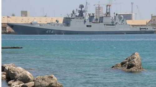 ForPost - Россия нарастила количество кораблей в Мировом океане до ста