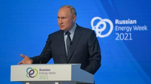 ForPost - Путин рассказал об откачке газа из подземных хранилищ на Украине частными операторами