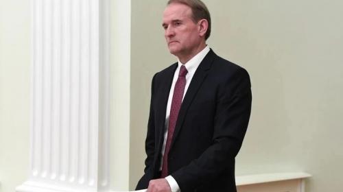 ForPost- Медведчук призвал Зеленского вести переговоры с Путиным ради Украины