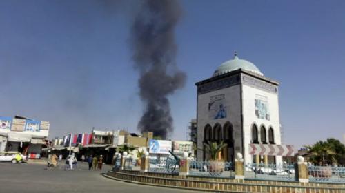 ForPost- Смертники подорвали себя в мечети, десятки человек погибли. Видео