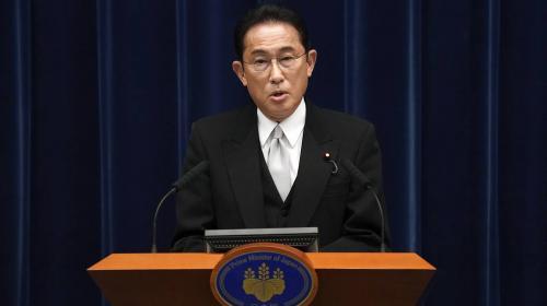 ForPost- Премьер Японии допустил возможность нанесения превентивных ударов по базам противника