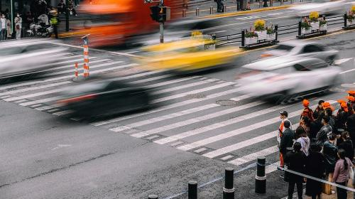 ForPost - Назван самый опасный пешеходный маневр в Севастополе