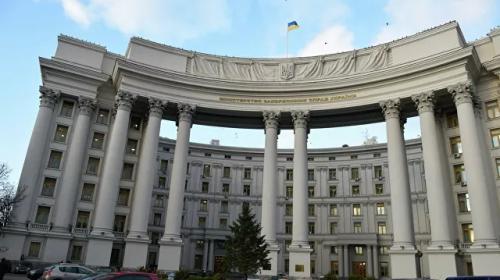ForPost- Киев не интересует мнение Москвы по вступлению в НАТО, заявил МИД Украины