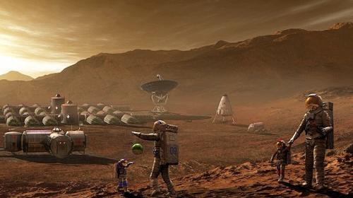 ForPost- Российский учёный назвал важное условие для колонизации Марса и Луны