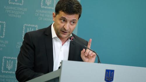 ForPost- Зеленский заявил о бессмысленности спрашивать ЕС о вступлении Украины