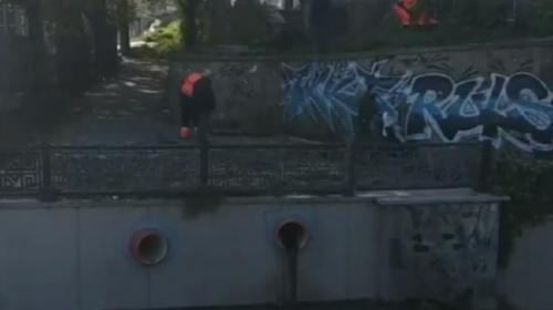 ForPost- Неизвестные «коммунальщики» сливают нечистоты в приток главной реки Крыма