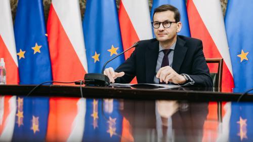 ForPost- Польский премьер предрёк Евросоюзу печальное будущее из-за «опасного явления»