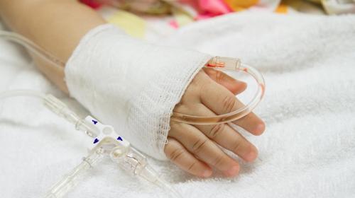 ForPost- Появились случаи госпитализации детей с COVID-19 в реанимацию