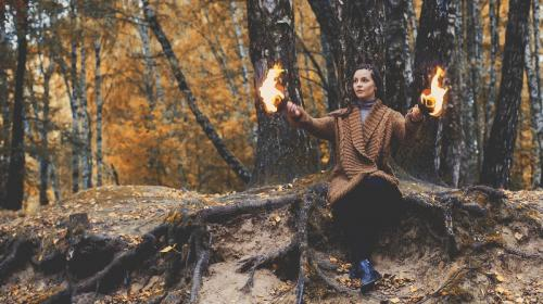 ForPost- Крымчанин-рецидивист попытался сжечь свою подругу