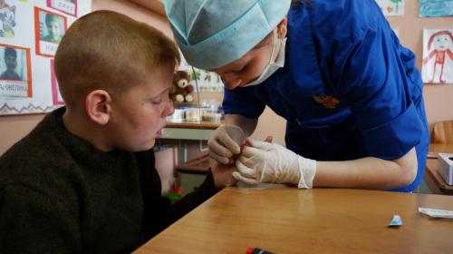 ForPost- Минздрав назвал число заболевших коронавирусом детей в Крыму