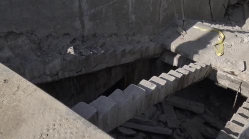 ForPost- В подземном переходе в Севастополе могут обрушиться лестницы