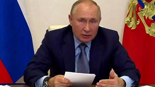 ForPost- Путин утвердил нерабочую неделю с 30 октября по 7 ноября