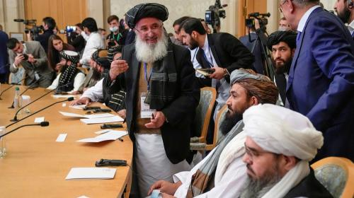 ForPost- Почему Россия не признаёт «Талибан»*
