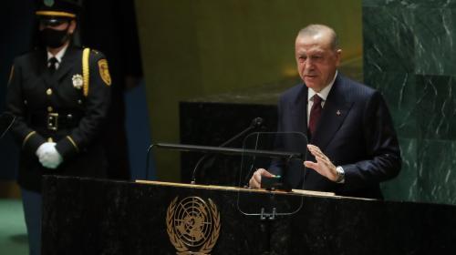 ForPost- Эрдоган заявил о высылке послов десяти стран