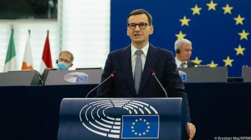 ForPost- Премьера Польши прервали и призвали не радовать Путина