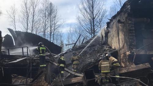 ForPost- «Выживших не обнаружено»: под Рязанью взорвался пороховой завод