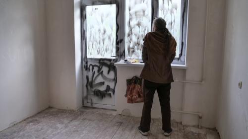 ForPost- Отжатую мошенниками квартиру севастопольской пенсионерке вернули изуродованной