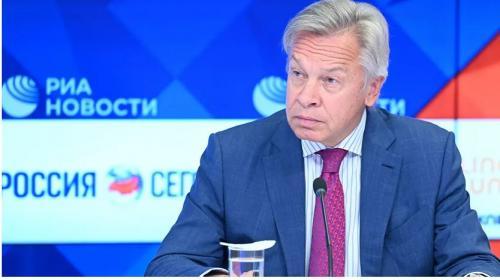 ForPost- Пушков посоветовал членам НАТО опасаться вступления в альянс Украины