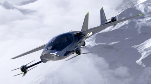 ForPost - Разработчики представили прототип летающего автомобиля